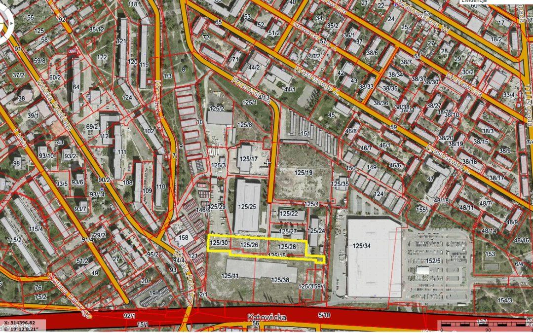 Nieruchomość przy ul. Przemysłowa – kompleks 2
