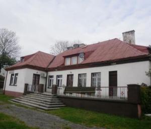 Nieruchomość zabudowana przy ul. Szarych Szeregów