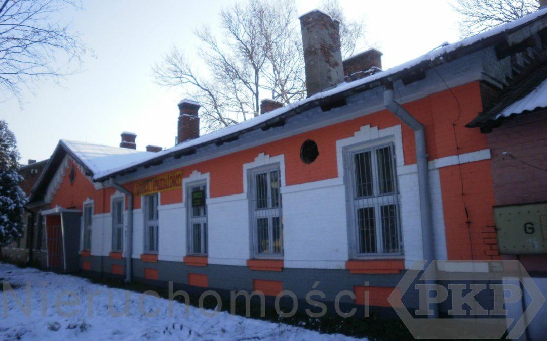 Nieruchomość zabudowana przy ul. Transportowej