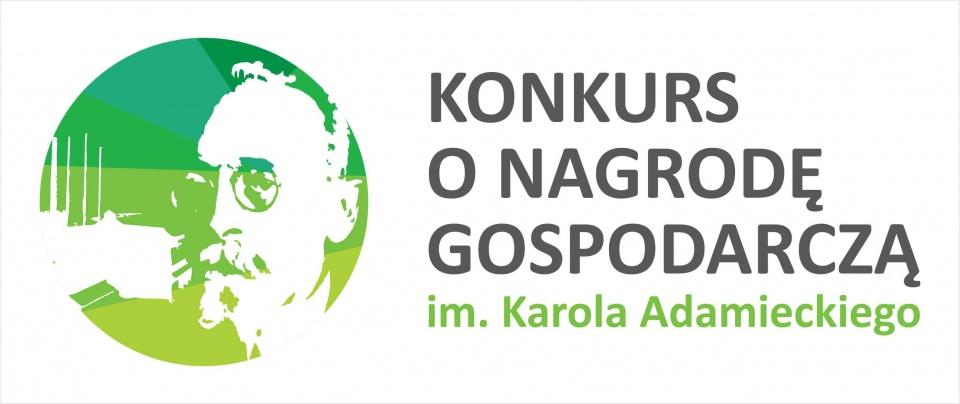Konkurs o Nagrodę Gospodarczą im. Karola Adamieckiego