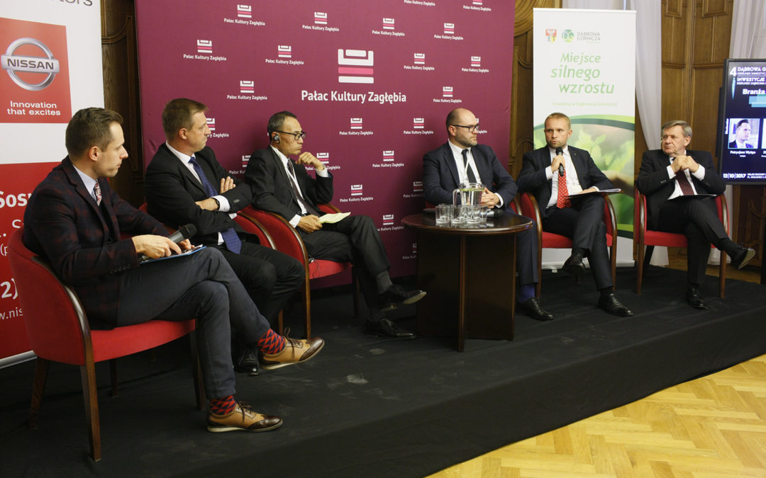 Dąbrowa Górnicza gotowa na nowe inwestycje