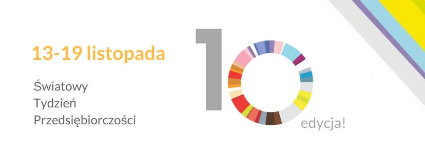 Światowy Tydzień Przedsiębiorczości w Dąbrowie Górniczej – 13-19 listopada 2017