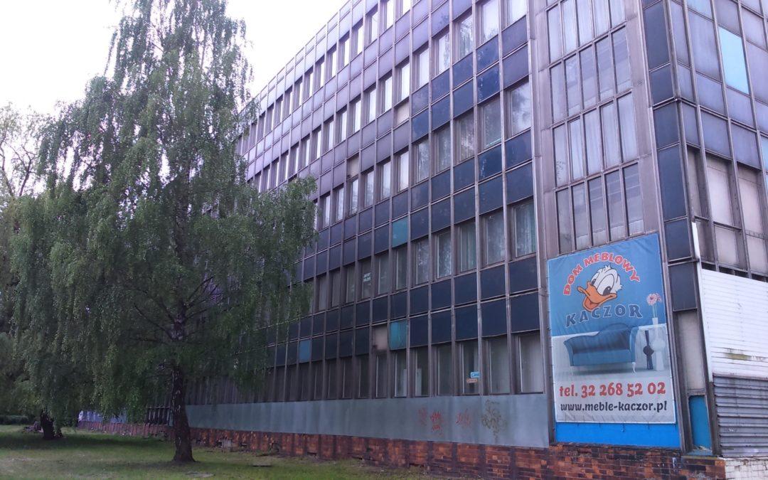 Nieruchomość zabudowana przeznaczona do sprzedaży pod działalność usługową ul. Łączna