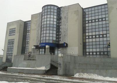 Oddzial 1 w Dabrowie Gorniczej, Pilsudskiego 29_widok_front