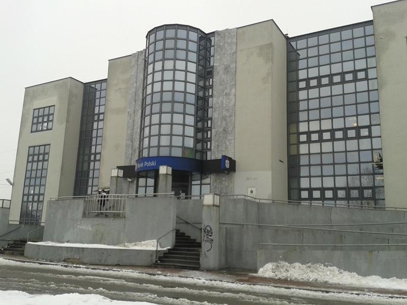 Nieruchomość zabudowa przeznaczona do sprzedaży po działalność usługową przy Al. Piłsudskiego 29