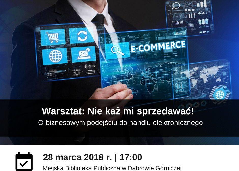 E-handel – warsztat dla przedsiębiorców