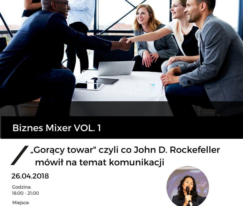 Business Mixer w Dąbrowie Górniczej