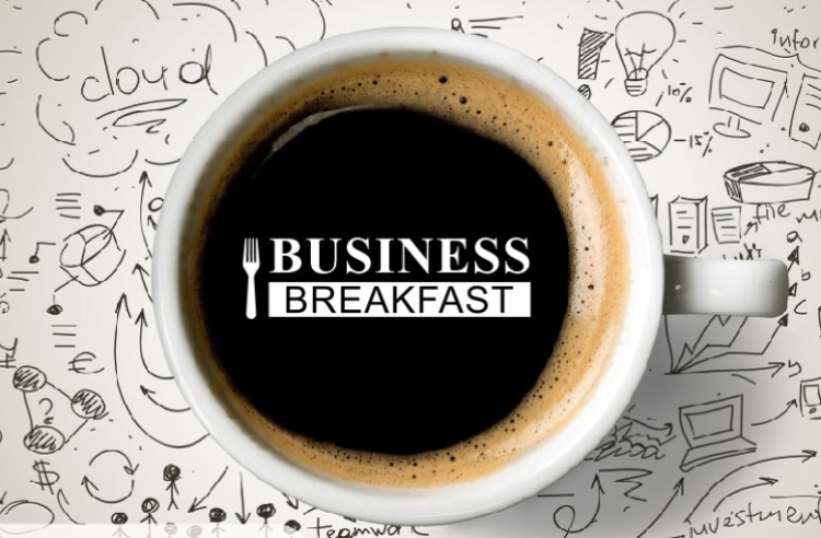 Business Breakfast hotel Holiday Inn w Dąbrowie Górniczej, 28.06.2018 r.