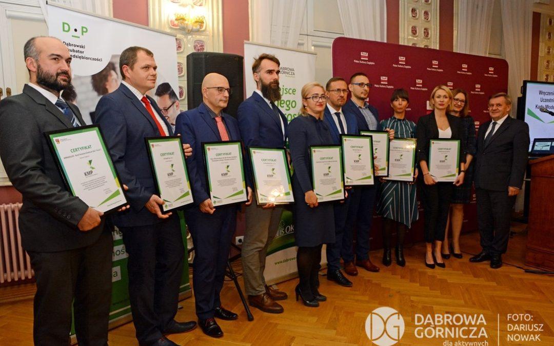 Kolejne firmy dołączyły do programu Karta Młodego Przedsiębiorcy w Dąbrowie Górniczej