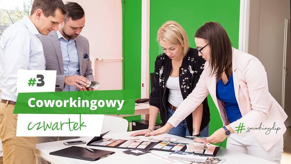 Nowy Coworkingowy czwartek 24 stycznia w Dąbrowskim Inkubatorze Przedsiębiorczości #3 Pizza time!