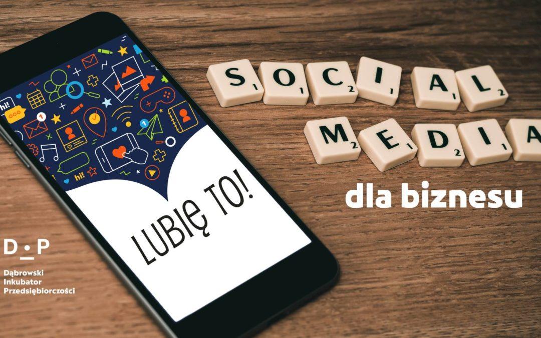 Daj się polubić! Social media w biznesie