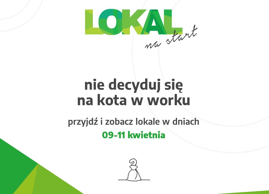 """Lokale dostępne do oglądania dla zainteresowanych udziałem w programie """"Lokal na start"""""""