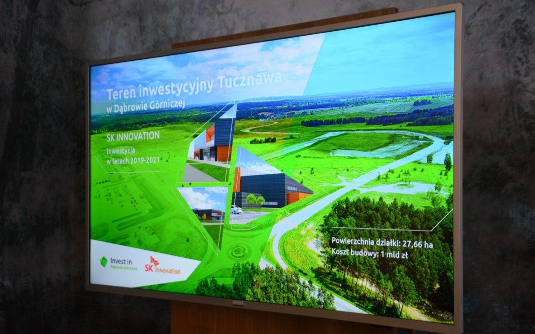 Akt podpisany – będzie nowy zakład produkcyjny w Dąbrowie Górniczej