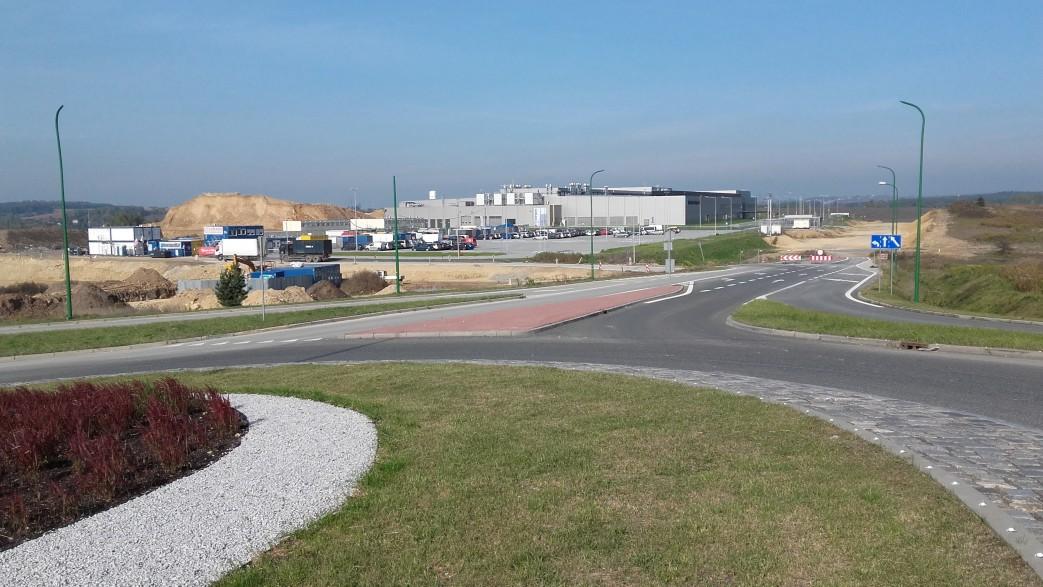 Miliardowa inwestycja Koreańczyków w Dąbrowie Górniczej