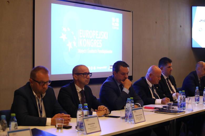 Dobry klimat dla biznesu. Na Europejskim Kongresie Małych i Średnich Przedsiębiorstw o współpracy firm z miastami