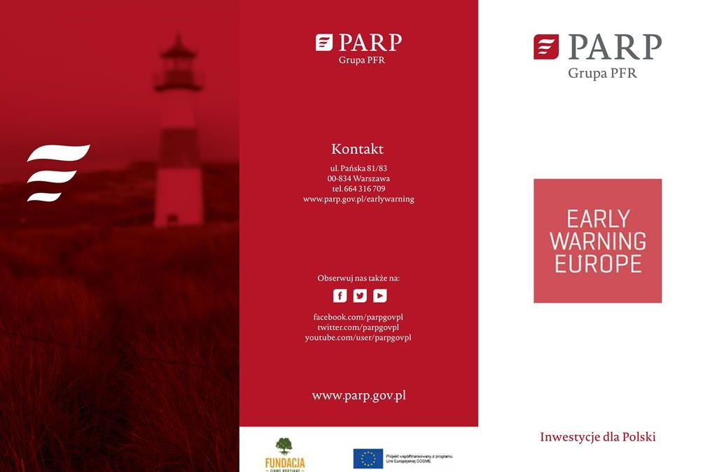 Early Warning Europe – ostatni moment na skorzystanie z darmowego wsparcia