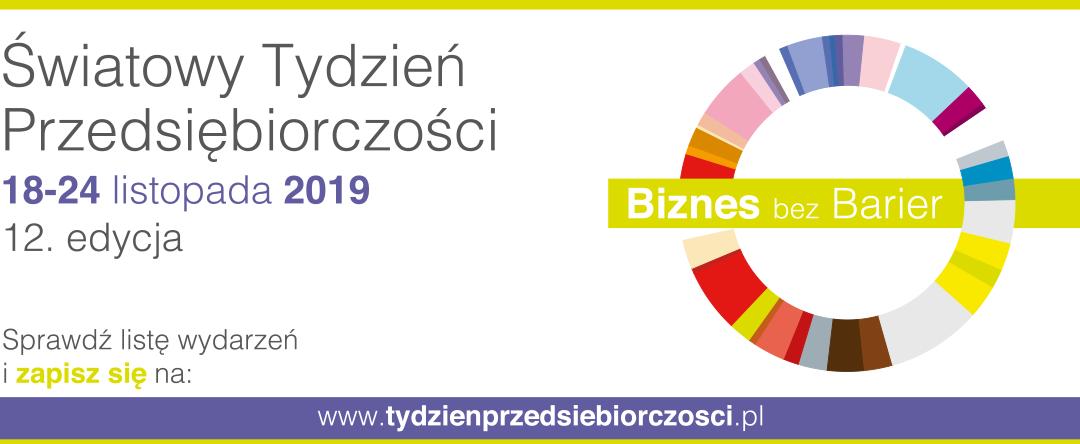 Zbliża się Światowy Tydzień Przedsiębiorczości w Dąbrowie Górniczej
