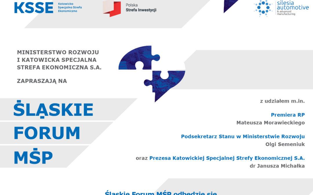 Śląskie Forum MŚP
