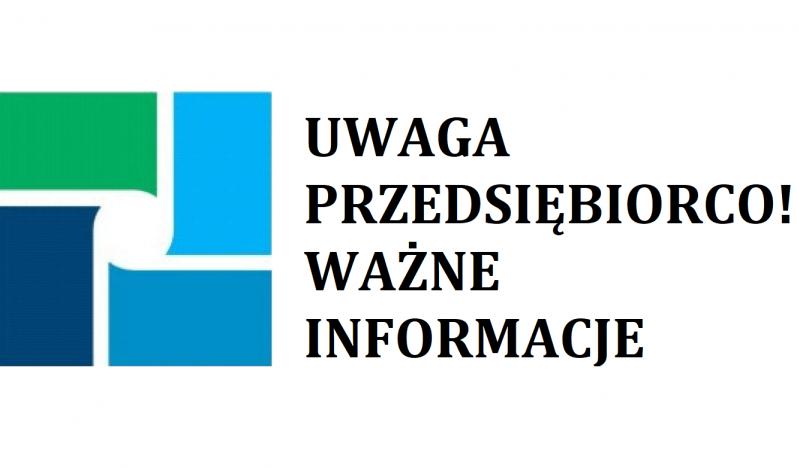 Komunikat Ministerstwa Rozwoju w sprawie składania wniosków do CEIDG