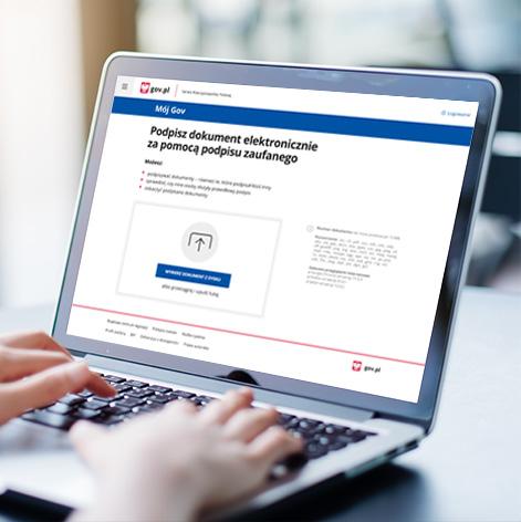Załóż profil zaufany, załatwiaj sprawy w urzędzie online