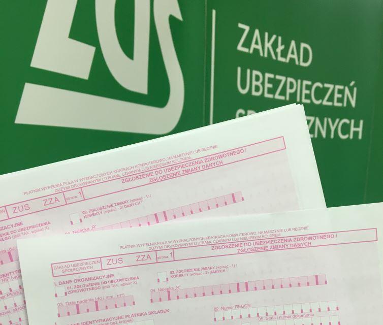 Uproszczony wniosek o odroczenie terminu płatności składek/zawieszenie spłaty umowy o rozłożenie zadłużenia na raty/ zawieszenie spłaty umowy o odroczeniu terminu płatności składek na 3 miesiące