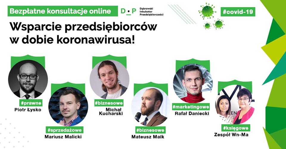 Dąbrowski Inkubator Przedsiębiorczości wspiera przedsiębiorców