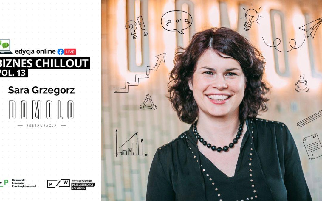 LIVE Biznes Chillout vol.13 – inspirujemy biznesowo!