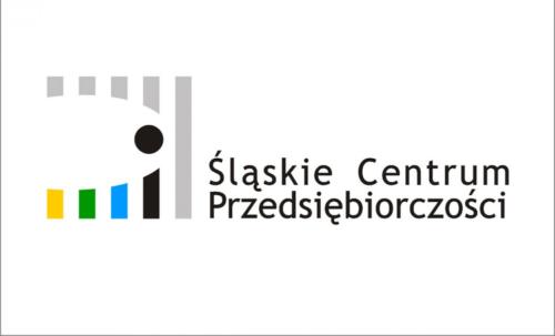 Logo ŚCP - Śląskie Centrum Przedsiębiorczości