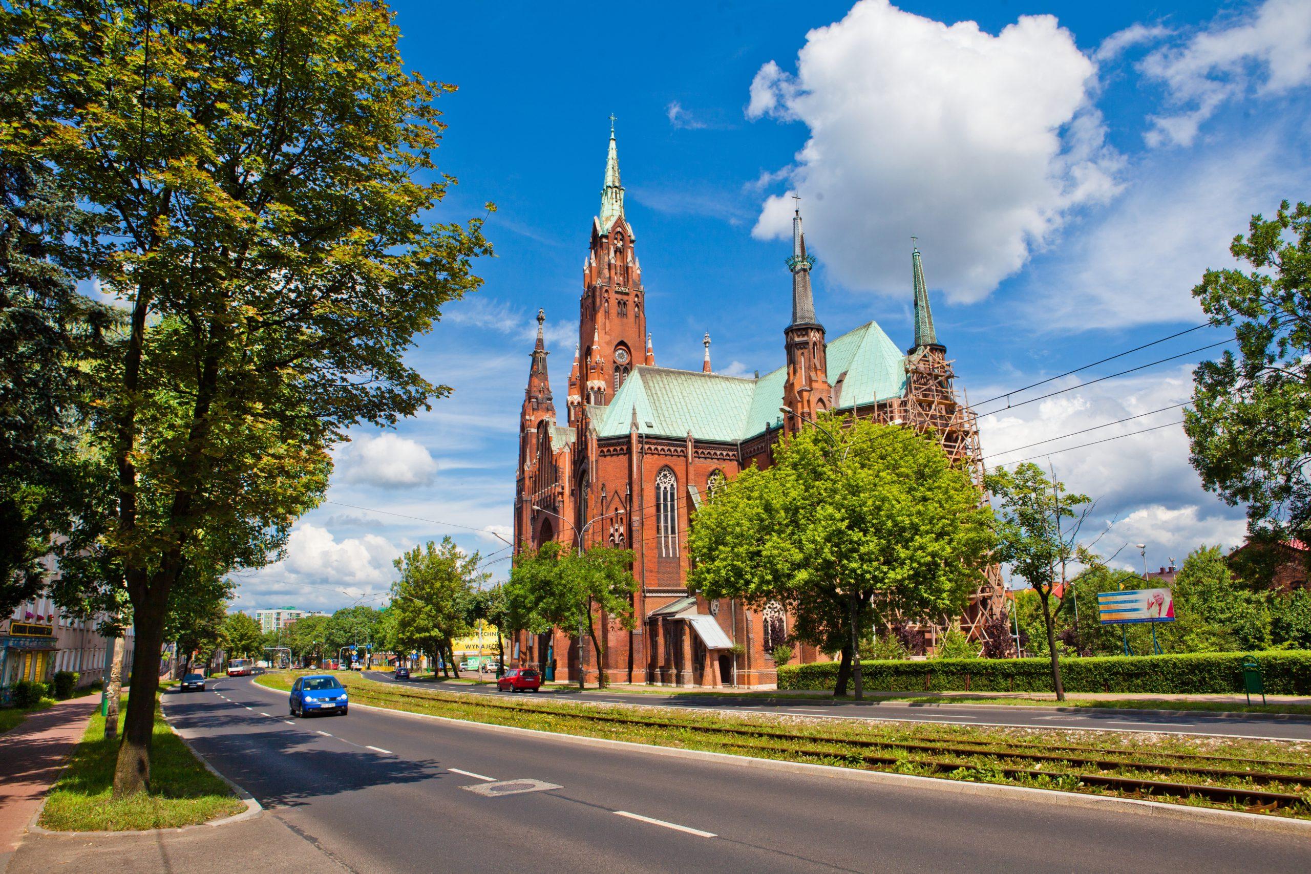 Zabytki - Dąbrowa Górnicza