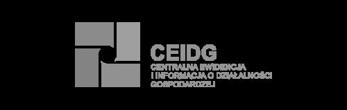 Logo CEIDG mono
