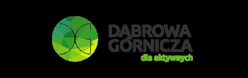 Logo Dąbrowa Górnicza dla Aktywnych
