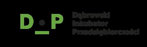 Logo Dąbrowski Inkubator Przedsiębiorczości