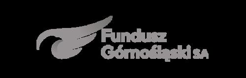 Logo Fundusz Górnośląski mono