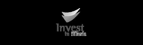 Logo Invest in SIlesia mono