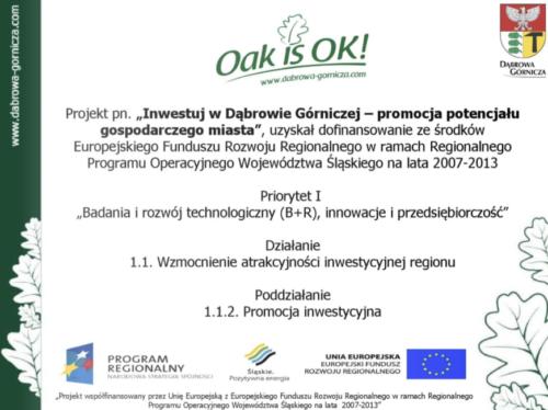 Promocja projektu UE